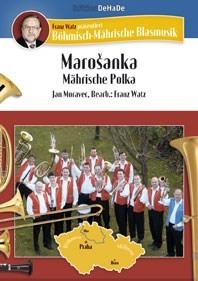 Jan Moravec: Marosanka: Concert Band: Score & Parts