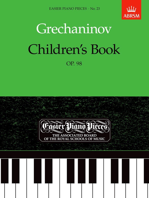 Alexander T. Gretchaninov: Children