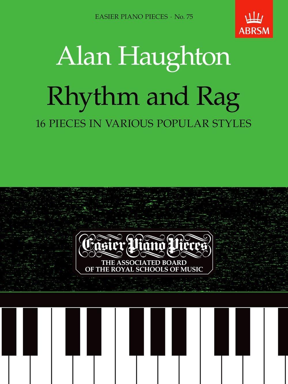 Alan Haughton: Rhythm And Rag: Piano: Instrumental Album