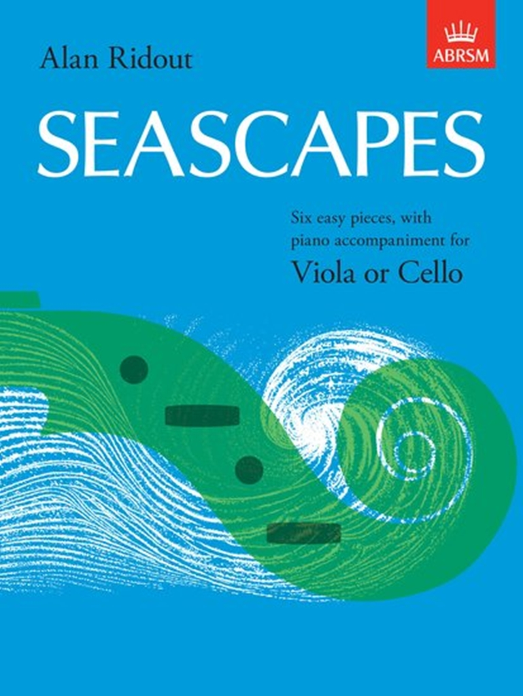 Alan Ridout: Seascapes: Viola: Instrumental Album