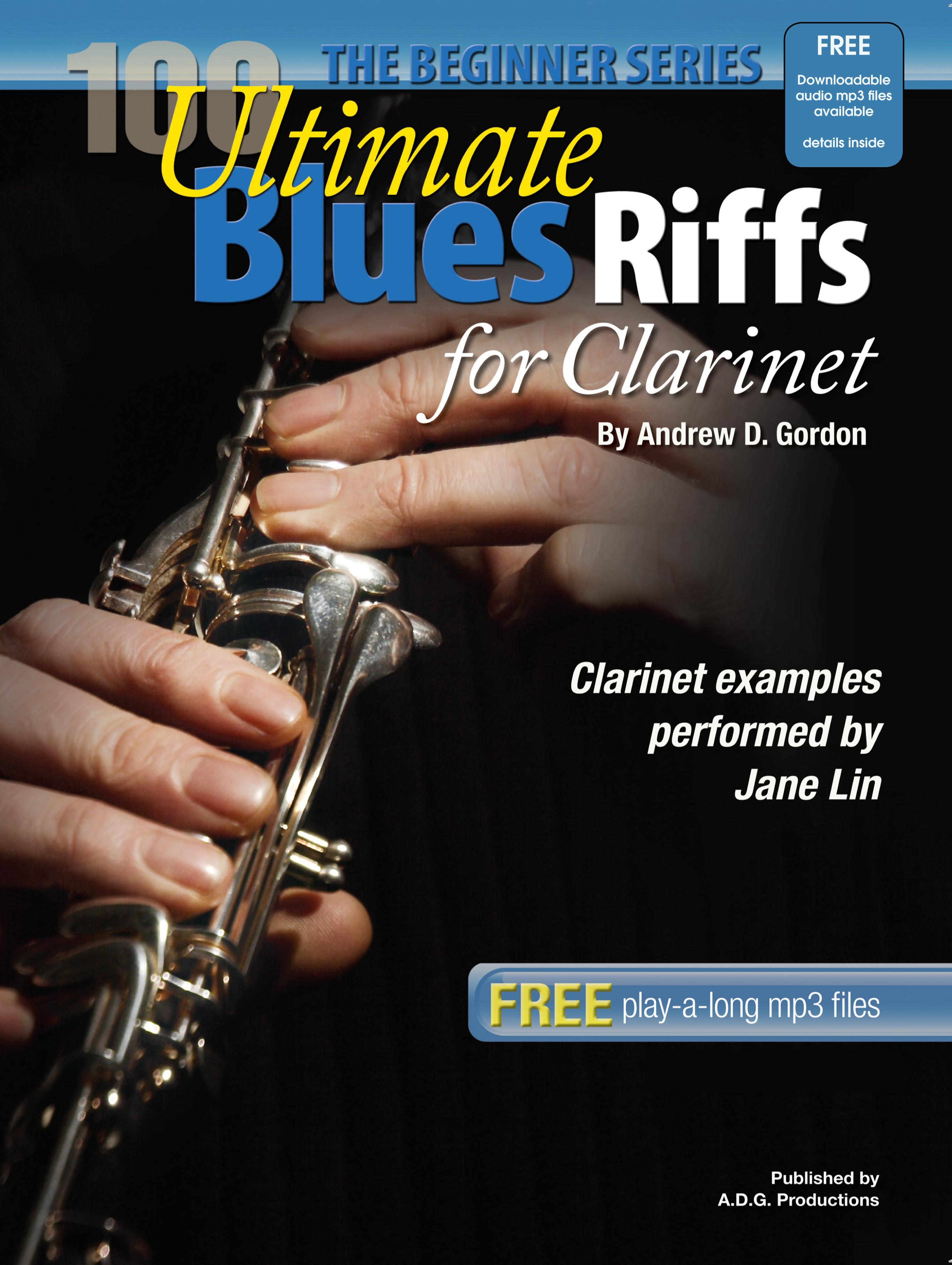 100 Ultimate Blues Riffs: Clarinet: Instrumental Album