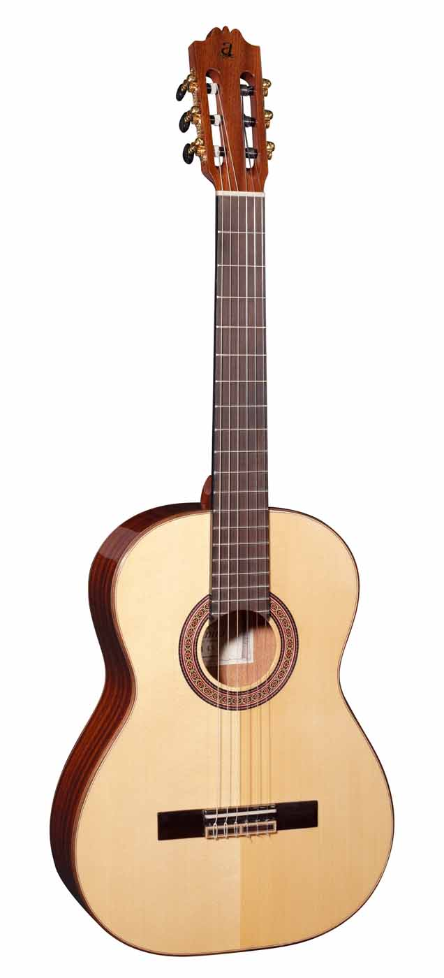 Classical Guitar A45 Handcrafted: Acoustic Guitar
