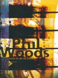 Phil Woods: Sonate: Alto Saxophone: Instrumental Work