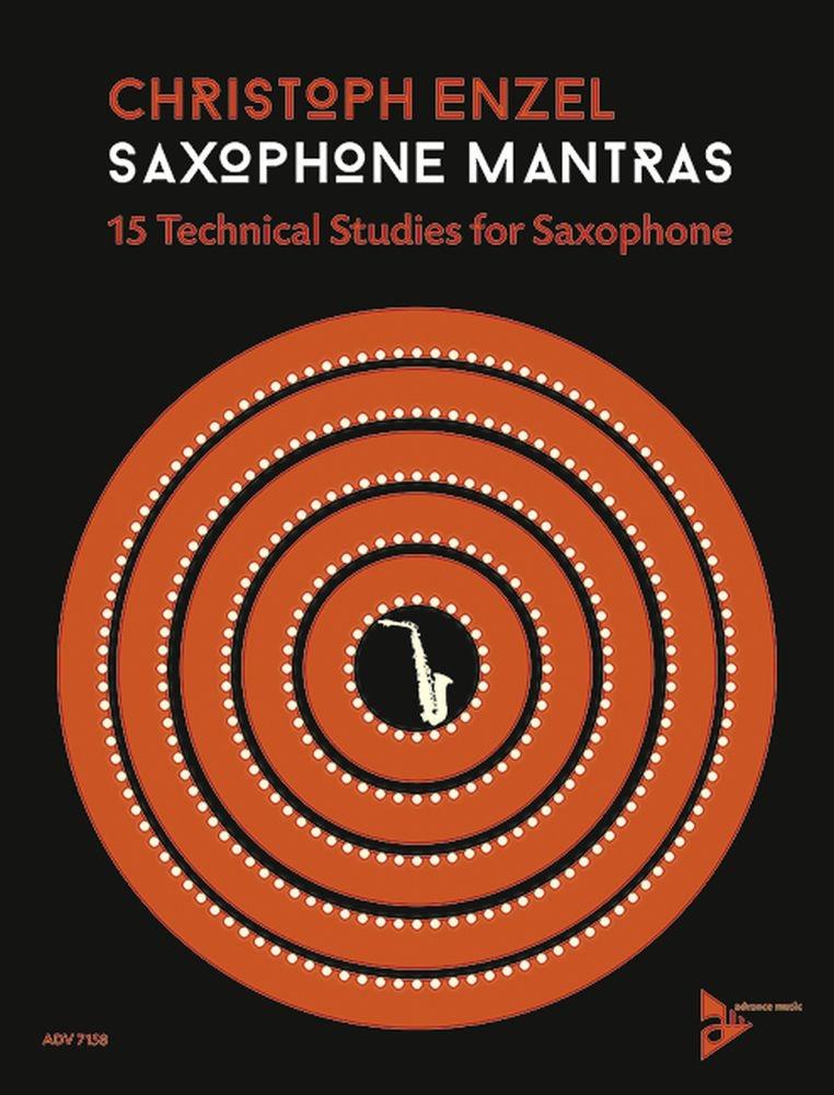 Saxophone Mantras: Saxophone: Instrumental Work