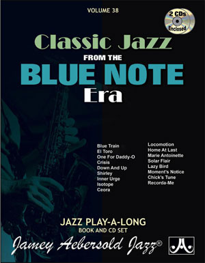 Classic Songs From The Blue Note Jazz Era: Any Instrument: Vocal Album