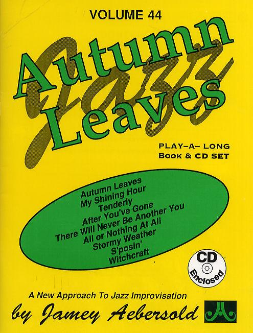 Autumn Leaves: Any Instrument: Vocal Album