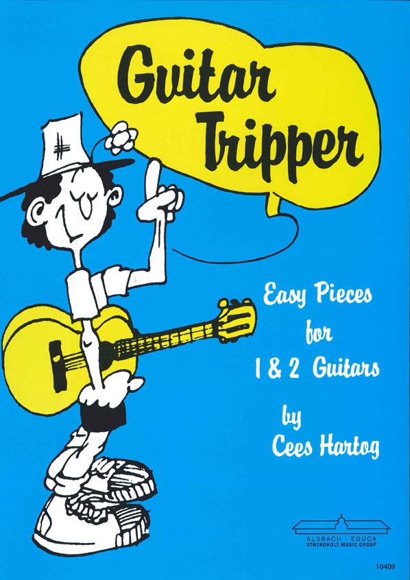 Cees Hartog: Guitar Tripper: Guitar: Instrumental Album