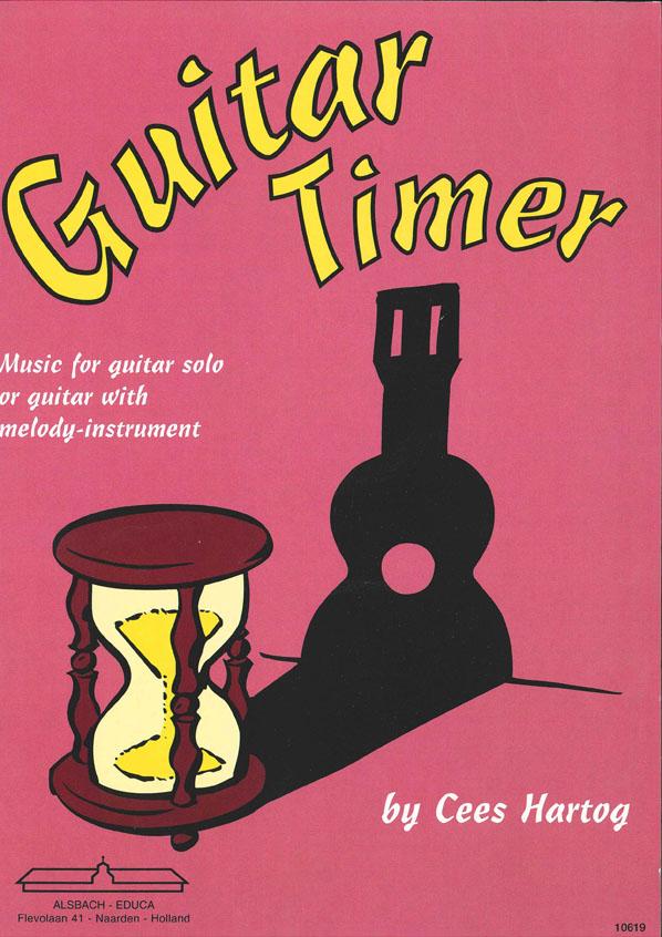 Cees Hartog: Guitar Timer: Guitar: Instrumental Album