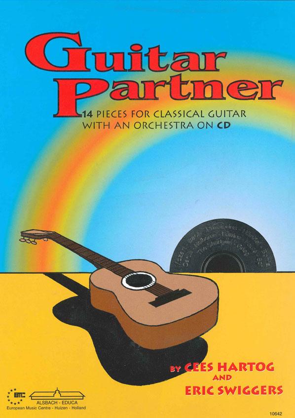 Cees Hartog: Guitar Partner: Guitar: Instrumental Album