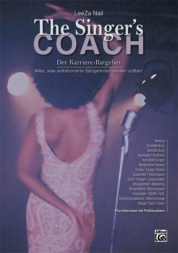LeeZa Nail: The Singers Coach: Vocal Tutor