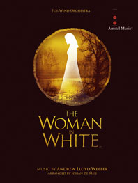 Andrew Lloyd Webber: The Woman in White: Concert Band: Score