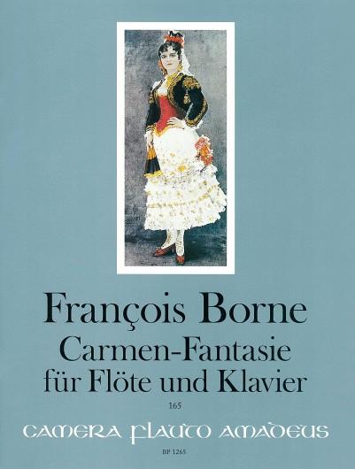 Borne: Carmen Fantasie: Flute