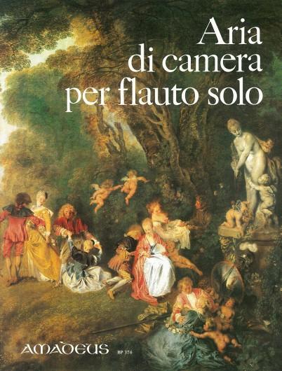 Aria Di Camera: Flute: Instrumental Work