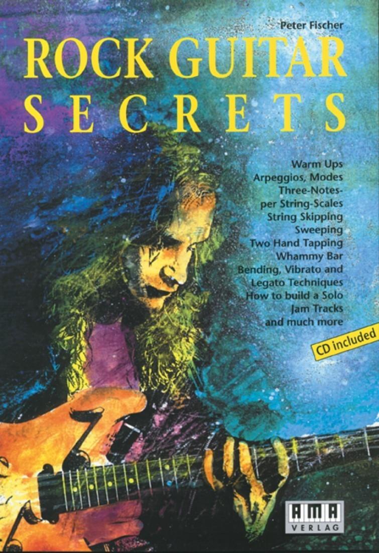 Rock Guitar Secrets: Guitar: Instrumental Tutor