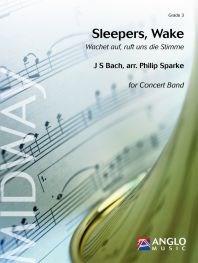 Johann Sebastian Bach: Sleepers Wake: Brass Band: Score