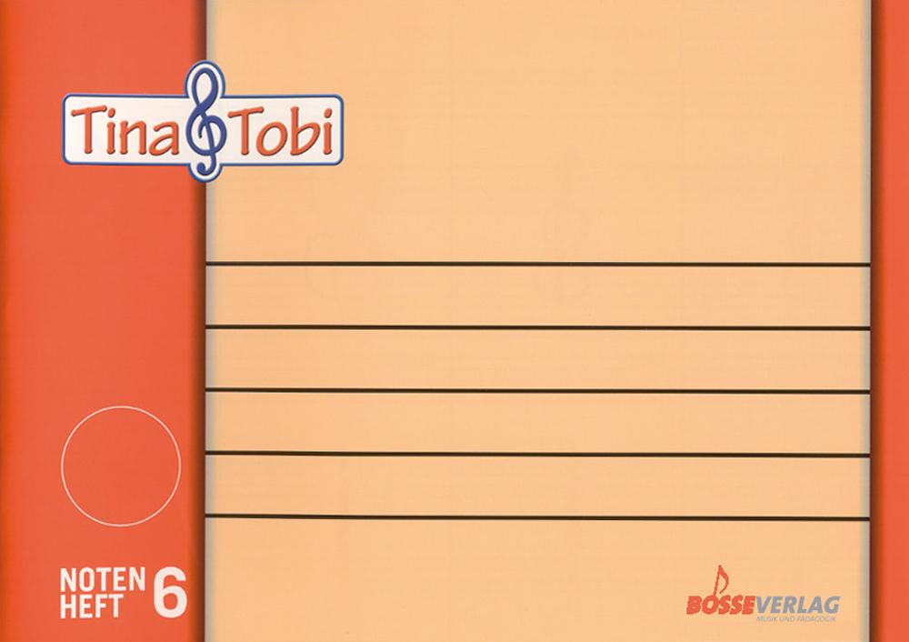 Musikalische Fruherziehung Tina und Tobi. N-heft 6