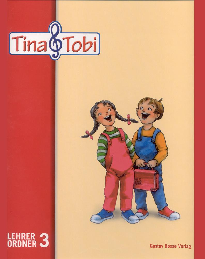 Musikalische Fruherziehung Tina und Tobi. L-Bd. 3