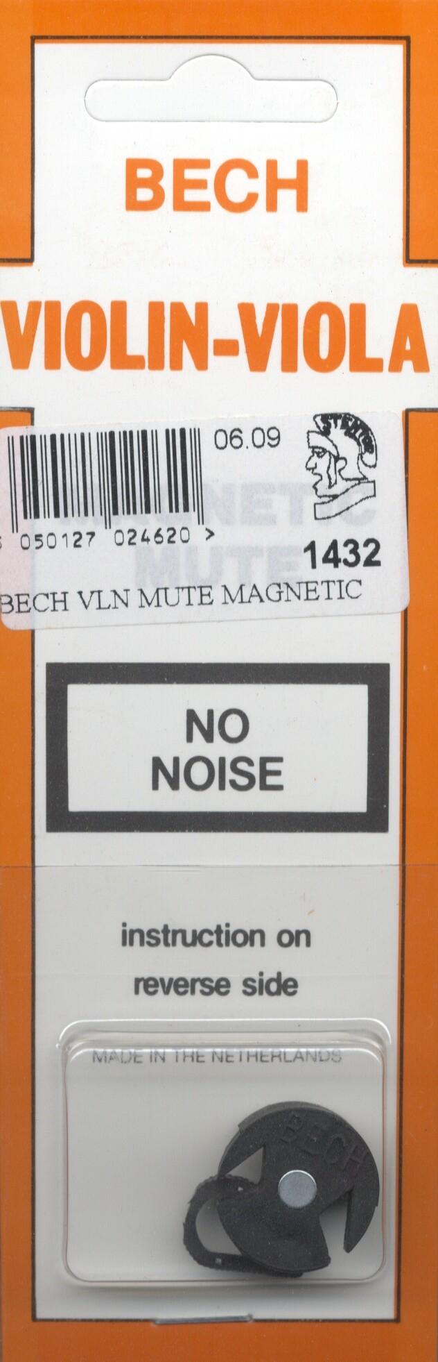 Violin Mute Magnetic: Mute