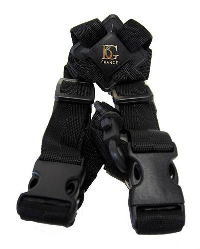 BG S42SH Saxophone Harness Child Black Small: Strap