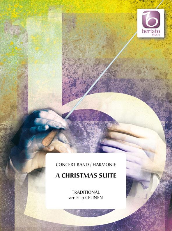 A Christmas Suite: Concert Band: Score & Parts