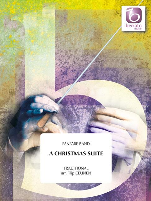 A Christmas Suite: Fanfare Band: Score & Parts
