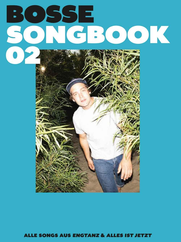 Bosse Songbook 02: Piano Vocal Guitar: Artist Songbook
