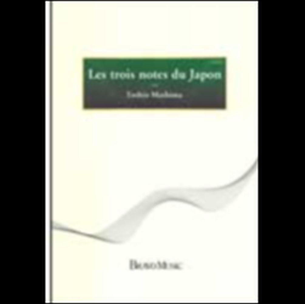 Toshio Mashima: Les Trois Notes Du Japon: Concert Band: Score and Parts