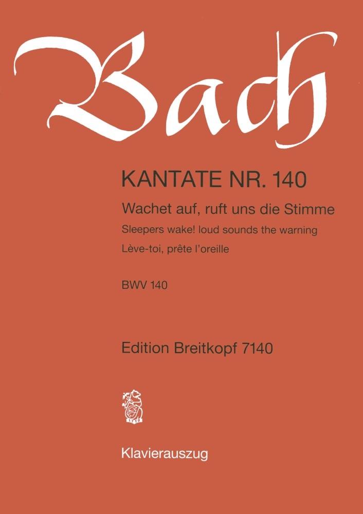 "Johann Sebastian Bach: Kantate BWV 140 ""Wachet auf ruft uns die Stimme"": Mixed"