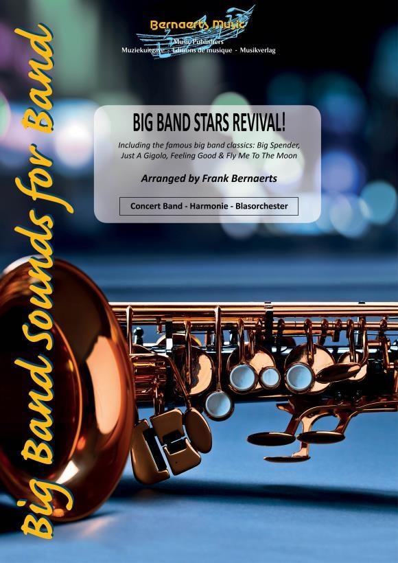 Big Band Stars Revival!: Concert Band: Score and Parts