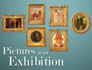 Modest Mussorgsky: Pictures At An Exhibition - Excerpts: Fanfare: Score