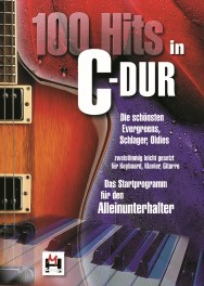 100 Hits In C-Dur Band 1: Piano: Mixed Songbook