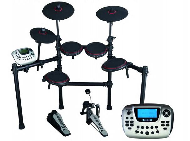 CSD180 Electronic Drum Kit: Drum Kit