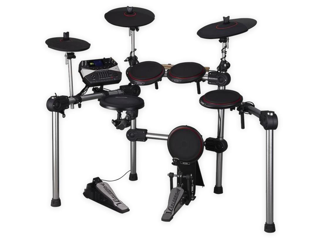 CSD300 Electronic Drum Kit: Drum Kit