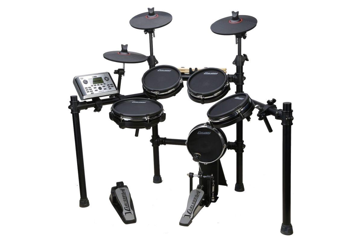 CSD400 Electronic Mesh Drum Kit: Drum Kit