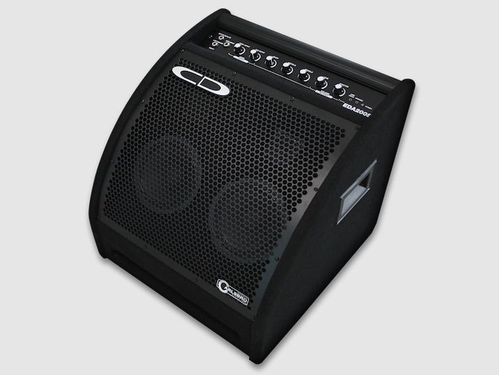 200W Combo Electronic Drum Amplifier: Amplifier