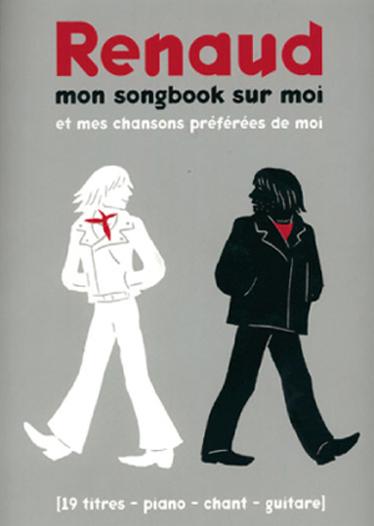 Mon Renaud: Mon Songbook Sur Moi: Piano Vocal Guitar: Artist Songbook