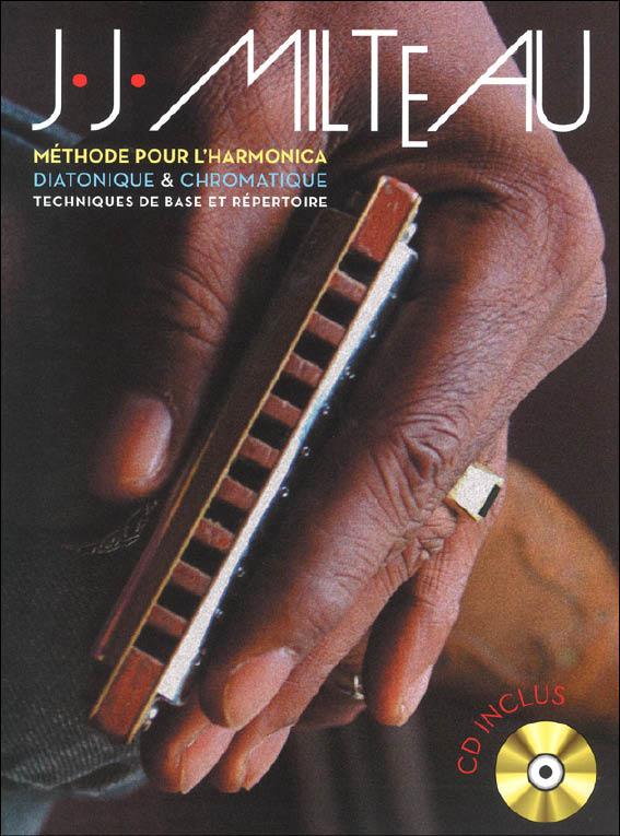 Methode Milteau: Methode Pour Harmonica: Harmonica: Instrumental Tutor
