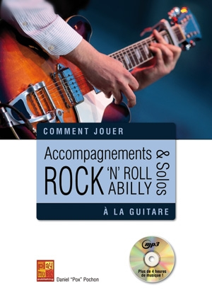 Accompaniment and Solos Rock Roll: Bass Guitar