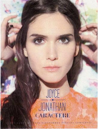 Joyce Jonathan: Joyce Caractere: Piano Vocal Guitar: Artist Songbook