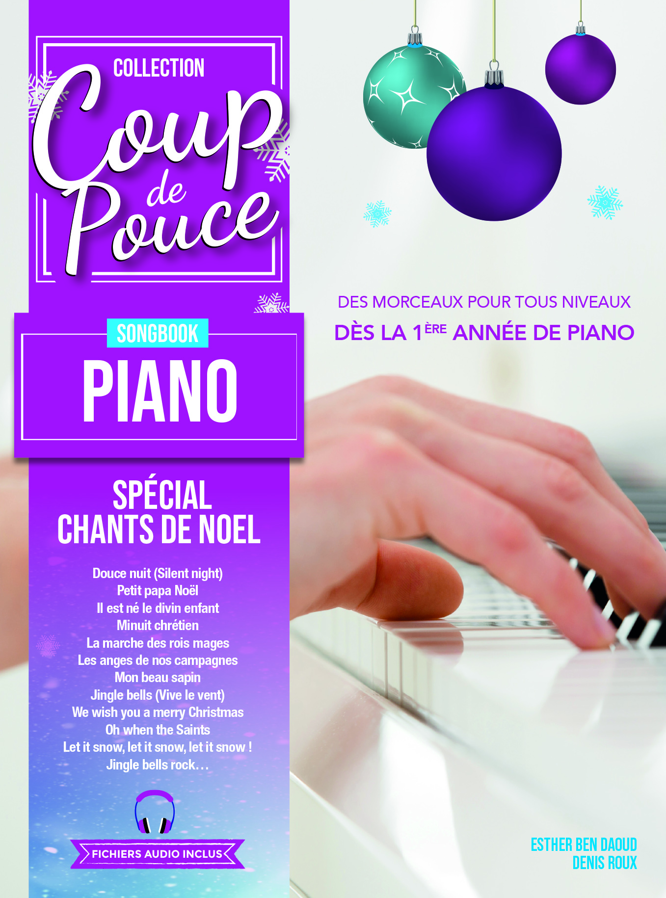 Coup De Pouce Songbook: Piano: Mixed Songbook