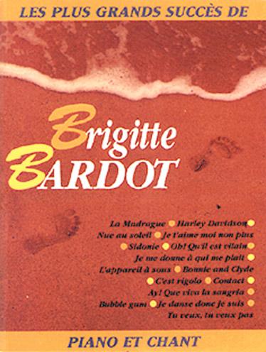 Brigitte Bardot : Livre d