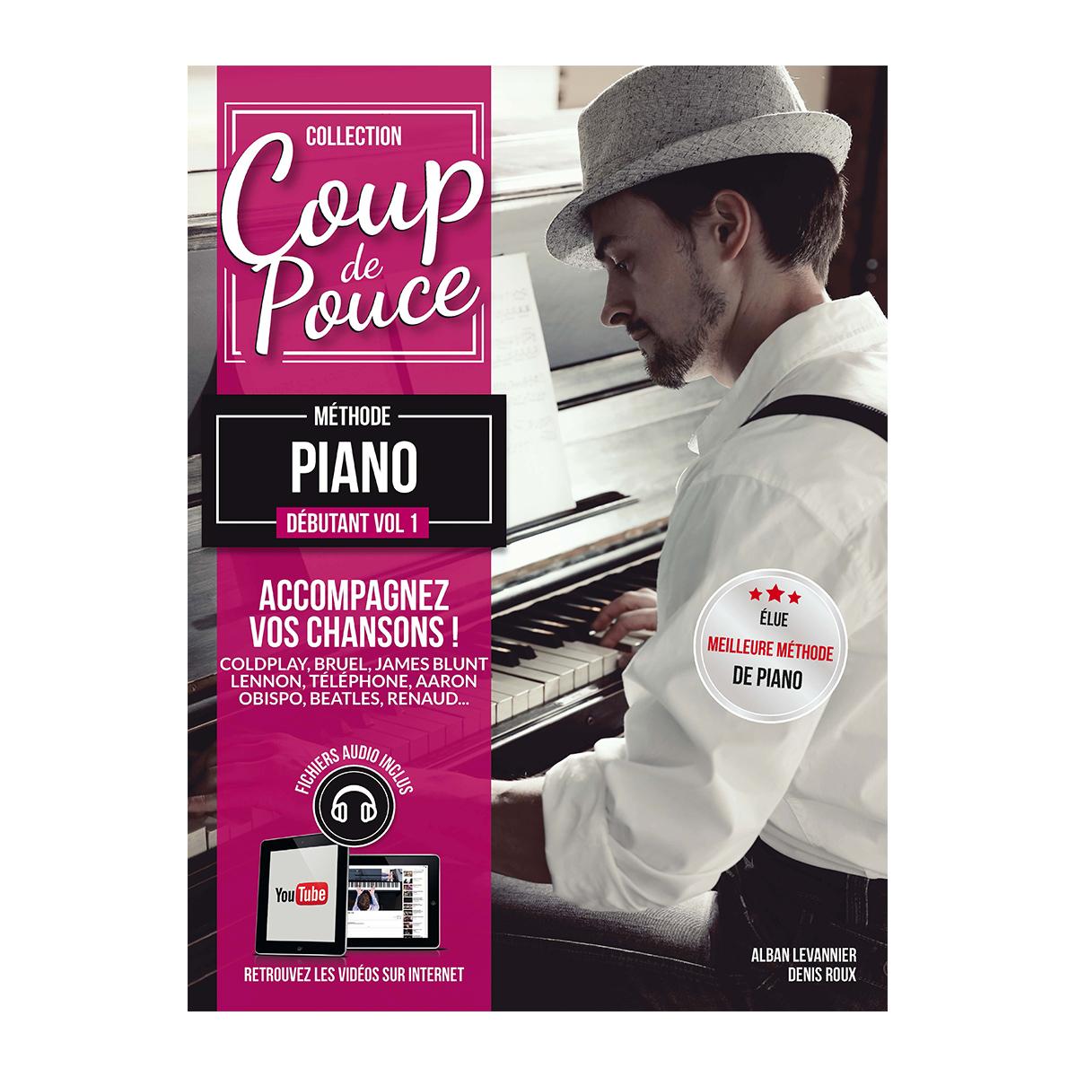 Denis Roux: Coup De Pouce Clavier: Piano: Instrumental Tutor