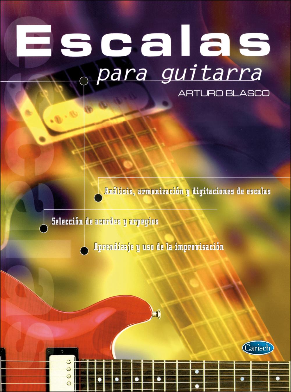 Escalas Para Guitarra: Guitar: Instrumental Tutor