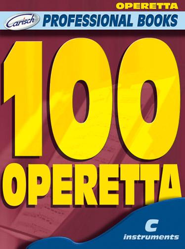 100 Operetta: C Clef Instrument: Instrumental Collection