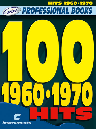 100 Hits 1960-1970 (Strumenti In Do): C Clef Instrument: Mixed Songbook