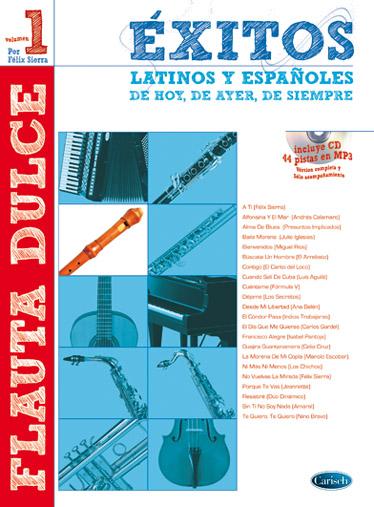 Exitos Latinos Y Espanoles de Hoy de Ayer de Siempre +CD