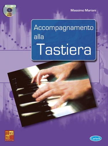 Accompagnamento Alla Tastiera +CD