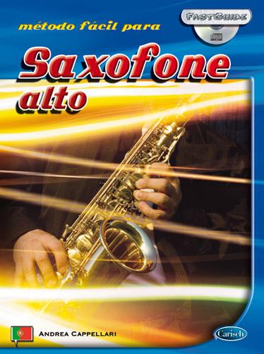 Fast Guide: Saxofone Alto (Português): Trumpet: Instrumental Tutor