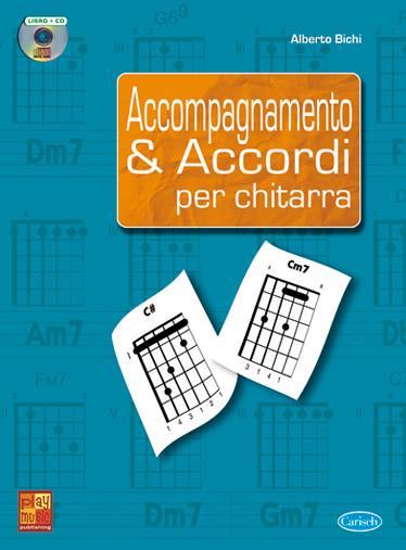Accompagnamento & Accordi Per Chitarra +CD