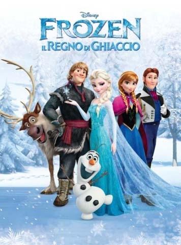 Robert Lopez: Frozen (Italian): Piano Vocal Guitar: Album Songbook